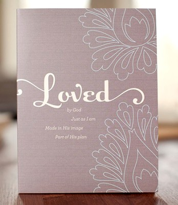Loved Sticky Notes, Heart to Heart Collection  -     By: Holley Gerth