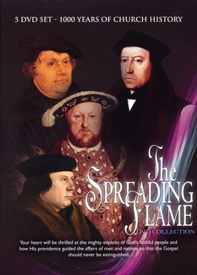The Spreading Flame DVD Collection   -