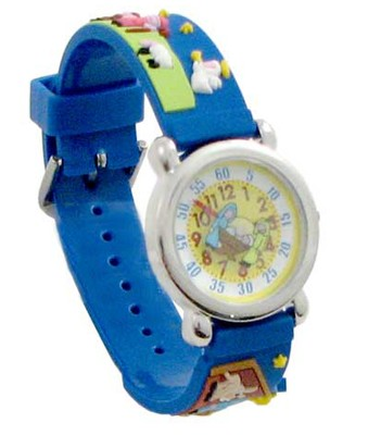 Nativity Child's Watch, Navy  -