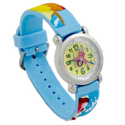 Parting the Red Sea Child's Watch, Blue  -