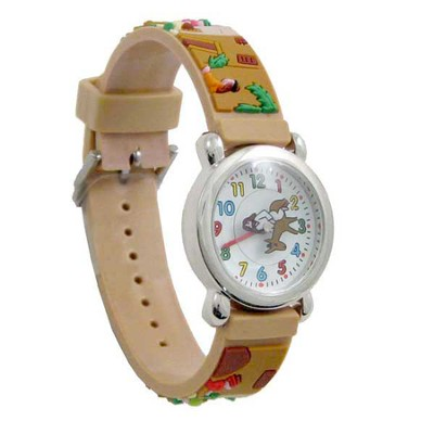 Palm Sunday Child's Watch, Brown  -