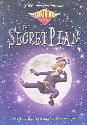 The Storyteller Cafe: The Secret Plan, DVD    -