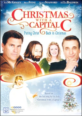 Christmas With A Capital C, DVD   -