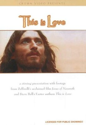 This Is Love, DVD   -