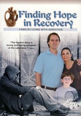 Finding Hope In Recovery, DVD   -