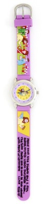 Loaves and Fishes Child's Watch, Purple  -