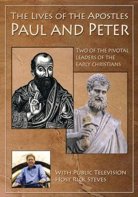 The Lives of the Apostles Paul and Peter, DVD   -