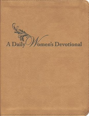 A Daily Women's Devotional   -