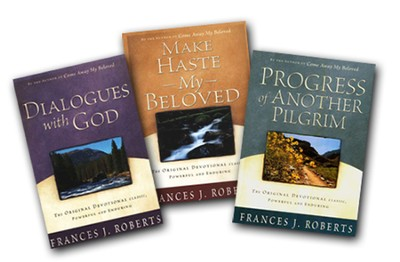Francis Roberts Devotional Collection, 3 Volumes   -