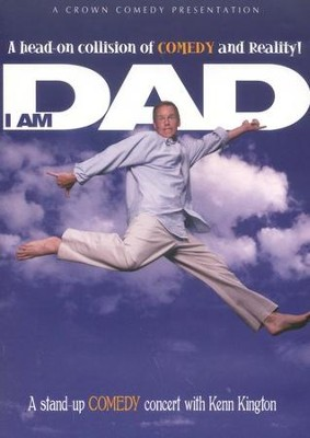 I Am Dad, DVD with Bonus CD   -     By: Kenn Kington