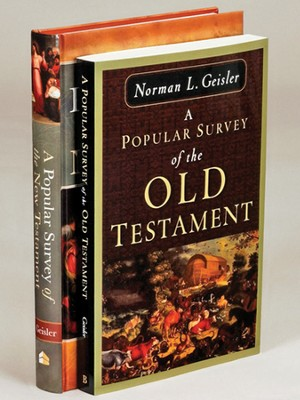 Popular Survey of the Old Testament and New Testament, 2 Volumes  -     By: Norman L. Geisler