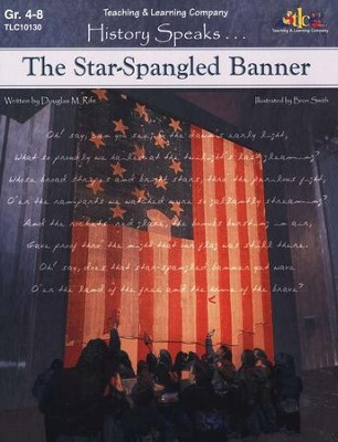 History Speaks...The Star-Spangled Banner   -     By: Douglas Rife