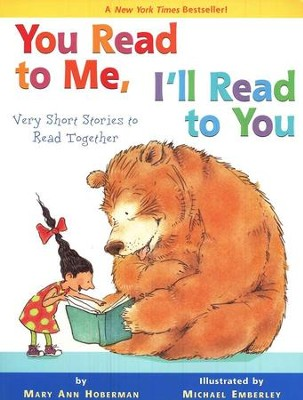 You Read to Me, I'll Read to You: Very Short Stories   to Read Together  -     By: Mary Ann Hoberman