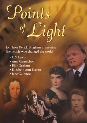 Points of Light, DVD   -