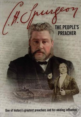 C.H. Spurgeon: The People's Preacher, DVD   -
