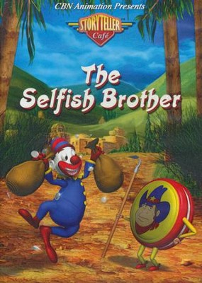 The Storyteller Cafe: The Selfish Brother, DVD   -