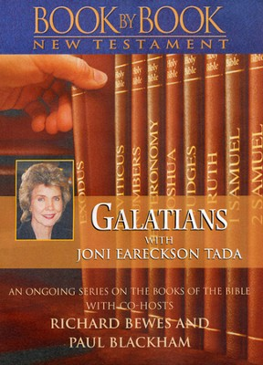 Book by Book New Testament: Galations with Joni  Eareckson Tada  -
