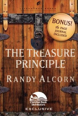 The Treasure Principle, CBD-Exclusive Edition  - Slightly Imperfect  -