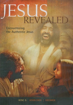Jesus Revealed: Encountering the Authentic Jesus Vol. 2, DVD    -