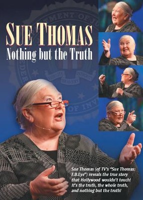 Sue Thomas: Nothing but the Truth, DVD   -