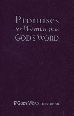 Promises for Women from GOD'S WORD, Imitation Leather   -