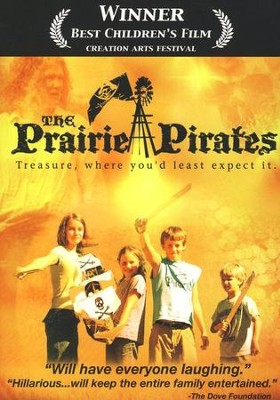 The Prairie Pirates, DVD   -