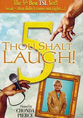 Thou Shalt Laugh! #5, DVD   -