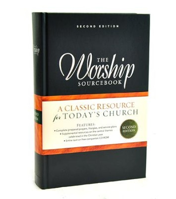 The Worship Sourcebook, Second Edition  -     By: Emily Brink, John D. Witvliet