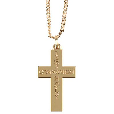 First Communion Necklace  -