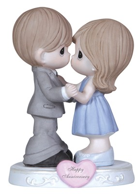 Precious Moments, Through the Years Anniversary Figurine  -