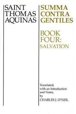 Summa Contra Gentiles, 4  -     By: Thomas Aquinas