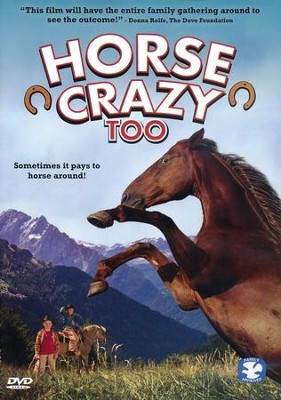 Horse Crazy Too, DVD   -