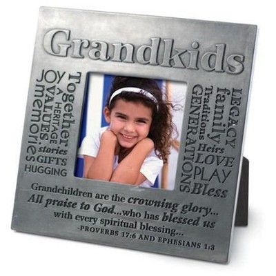 Grandkids Photo Frame  -
