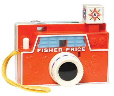 Fisher Price Changeable Disk Camera  -