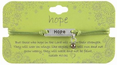 I Choose Hope Bracelet  -