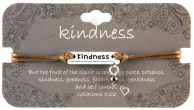 I Choose Kindness Bracelet  -