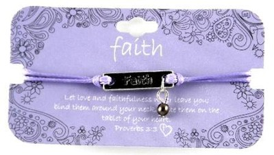 I Choose Faith Bracelet  -