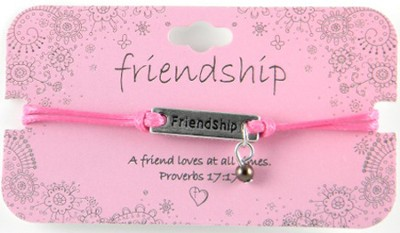 I Choose Friendship Bracelet  -