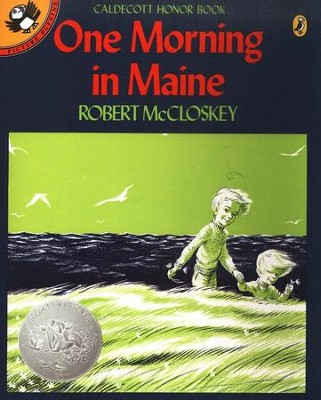 One Morning in Maine   -     By: Robert McCloskey