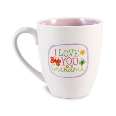 I Love You Grandma Mug  -