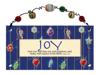 Joy Plaque  -