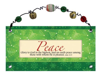 Peace Plaque  -