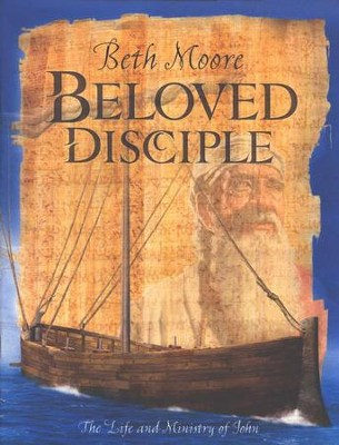 The Beloved Disciple: The Life and Ministry of John,  Member Book  - Slightly Imperfect  -