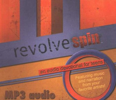 Revolve Spin: NCV Audio Devotions on MP3 for Teens   -