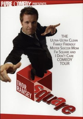 Square, DVD   -     By: Thor Ramsey