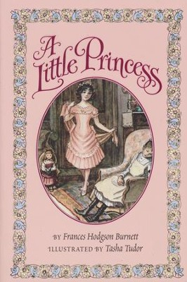 A Little Princess, Paperback   -     By: Frances Hodgson Burnett