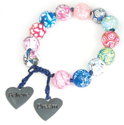 Believe, Dream Bracelet  -
