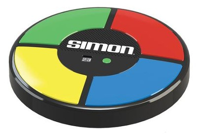 Simon Full Size Game  -