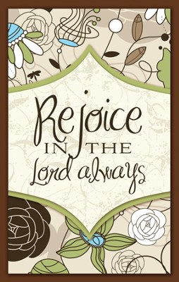 Rejoice in the Lord Magnet  -