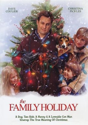 The Family Holiday, DVD   -